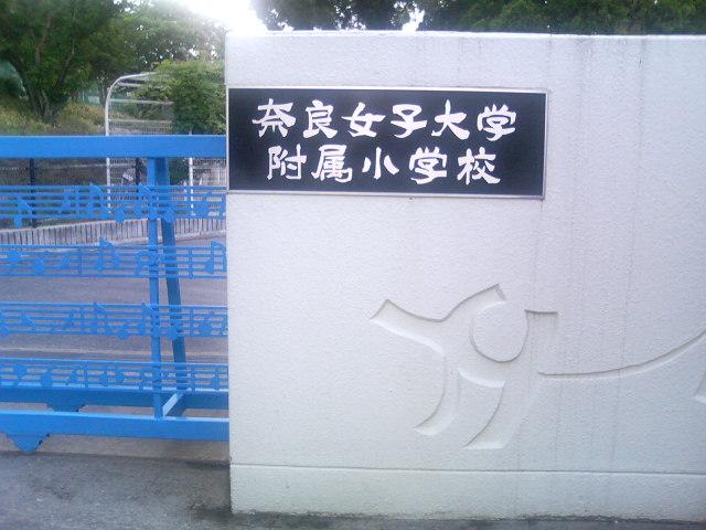 大学 附属 女子 小学校 奈良